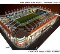 BRASOV - viitorul stadion